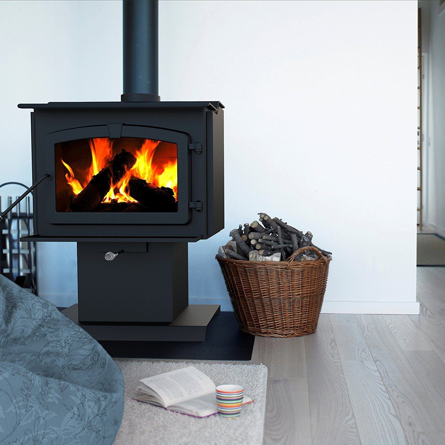 Best Small Wood Stove Reviews 2017 €  Buyer's Guide - Best Small Wood Stove WB Designs