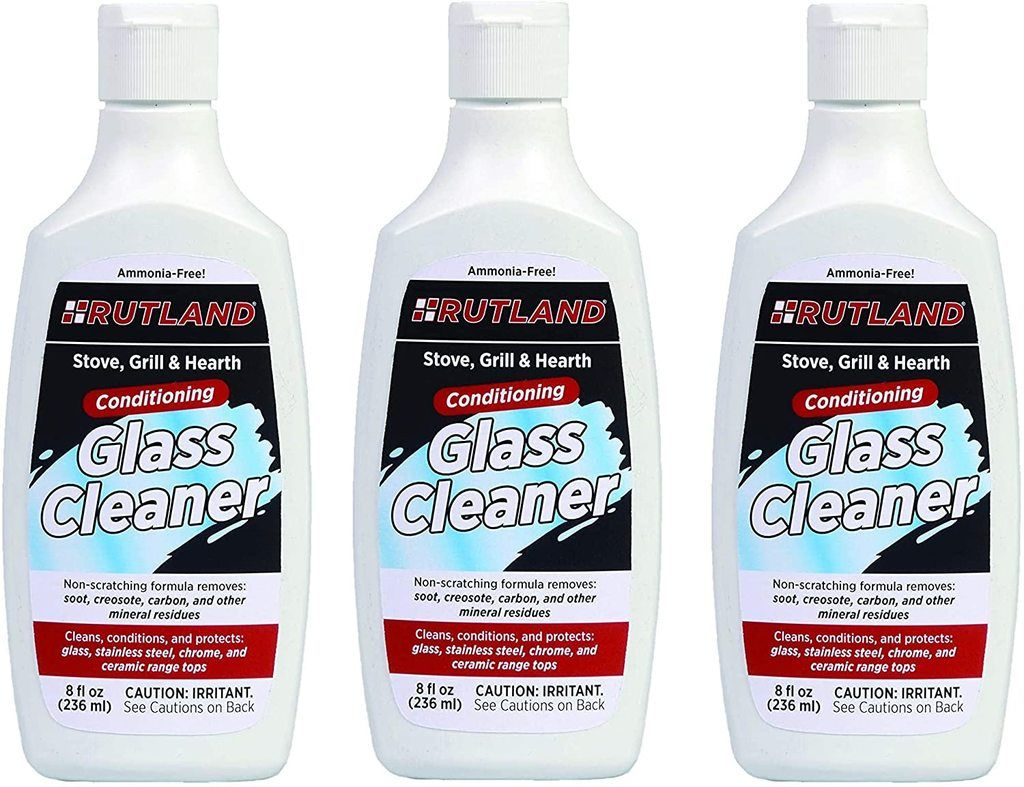best wood burning glass cleaner