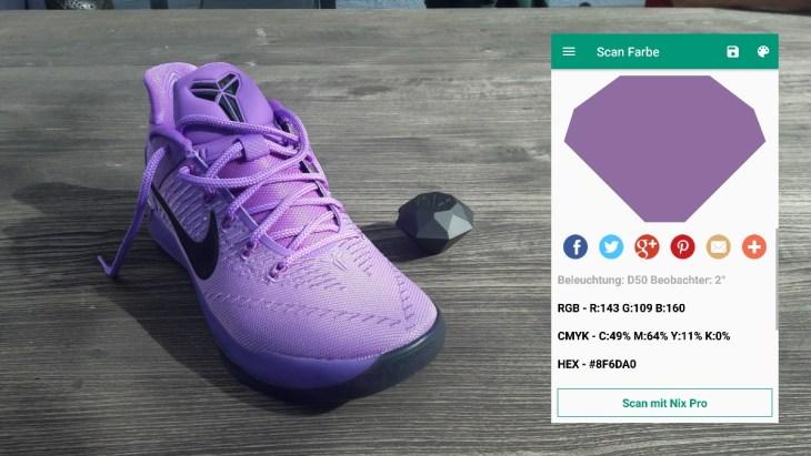 Nix Scan - Nike Kobe