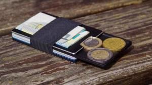 Cavity Card Kleingeldfach für Slim Wallet