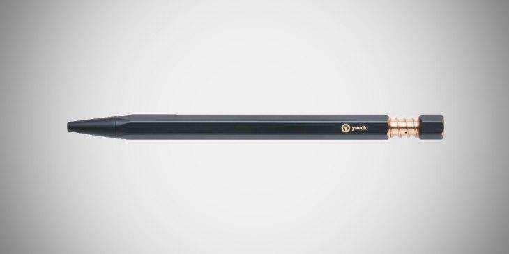 Ystudio Brassing Ballpoint Pen.jpg