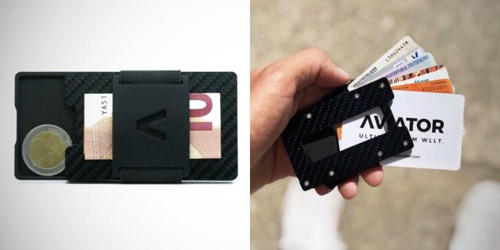Aviator Wallet Carbon Blog