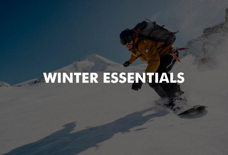 Gift Guide Winter Essentials