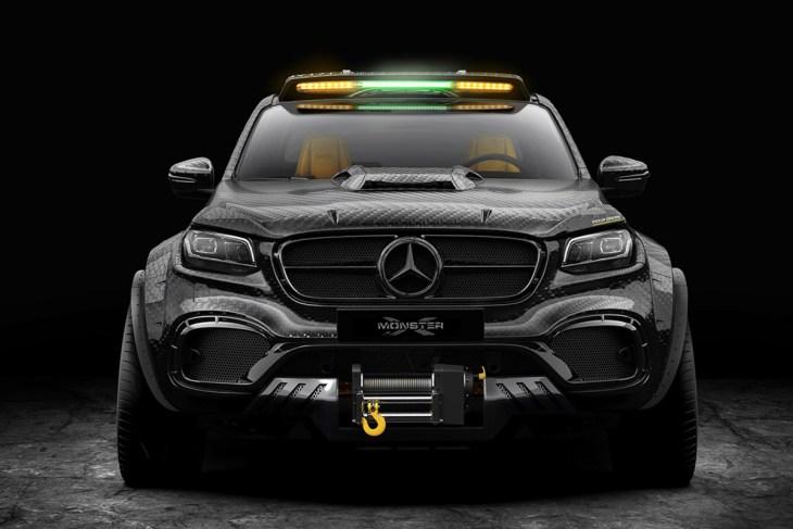 Mercedes Benz X Class 3