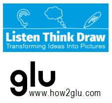 Listen Think Draw and how2glu