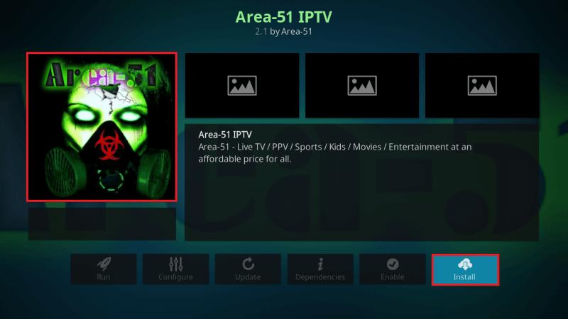 Area 51 IPTV | Review (2019) | Kodi, Firestick & Android Apk Download