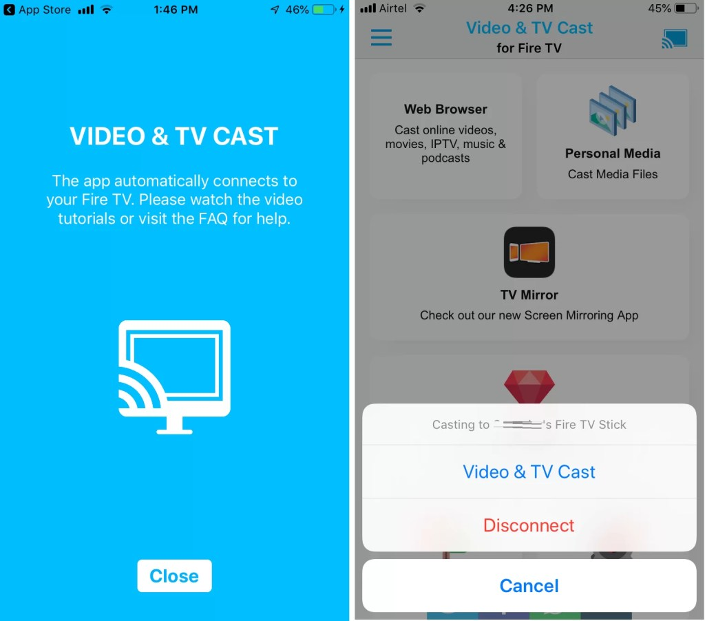 How to Cast / Mirror iPhone to Firestick [Updated 2019