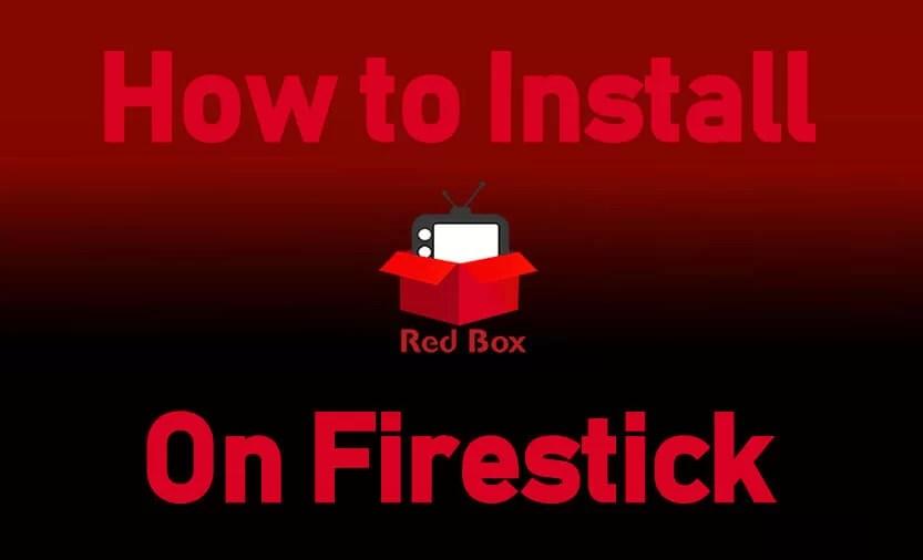 redbox on firestick