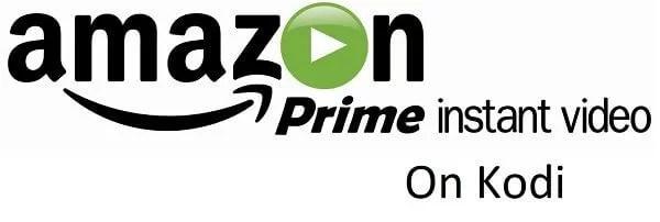 How to Install Amazon Prime Video on Kodi [2020]