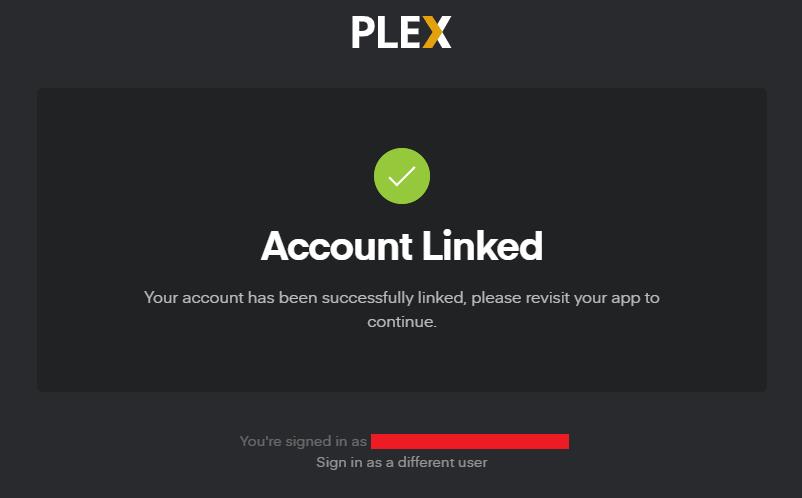 Plex on Firestick