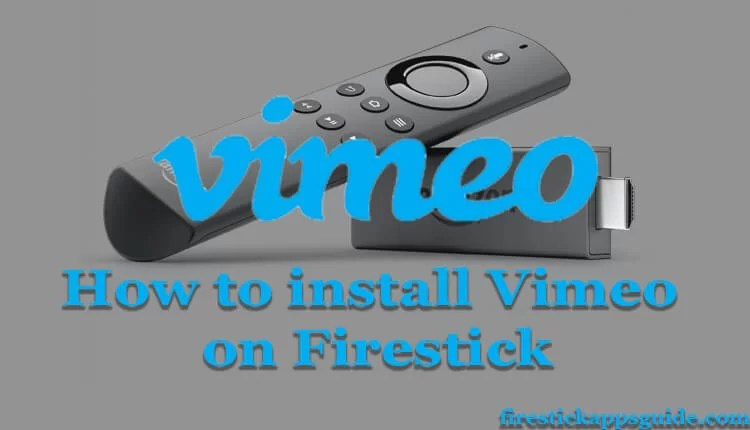 How to Download Vimeo on Firestick From Amazon App Store
