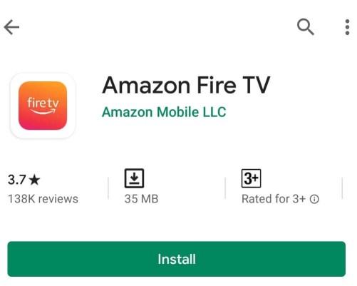 Turn On Amazon Firestick