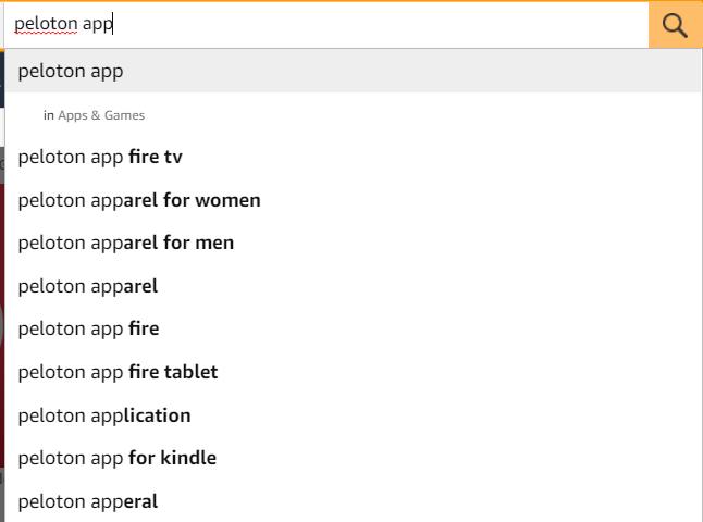Install Peloton App on Amazon Firestick