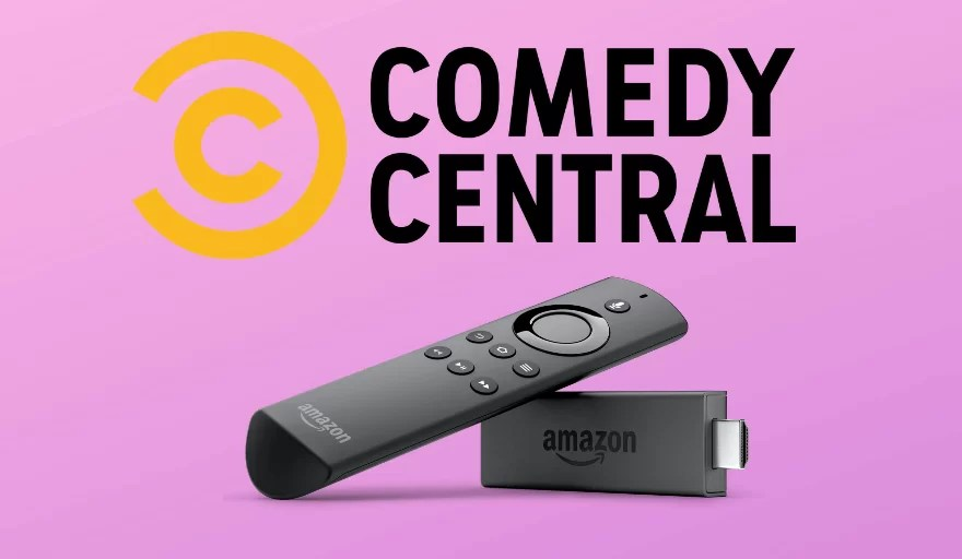 Comedy Central Live Online