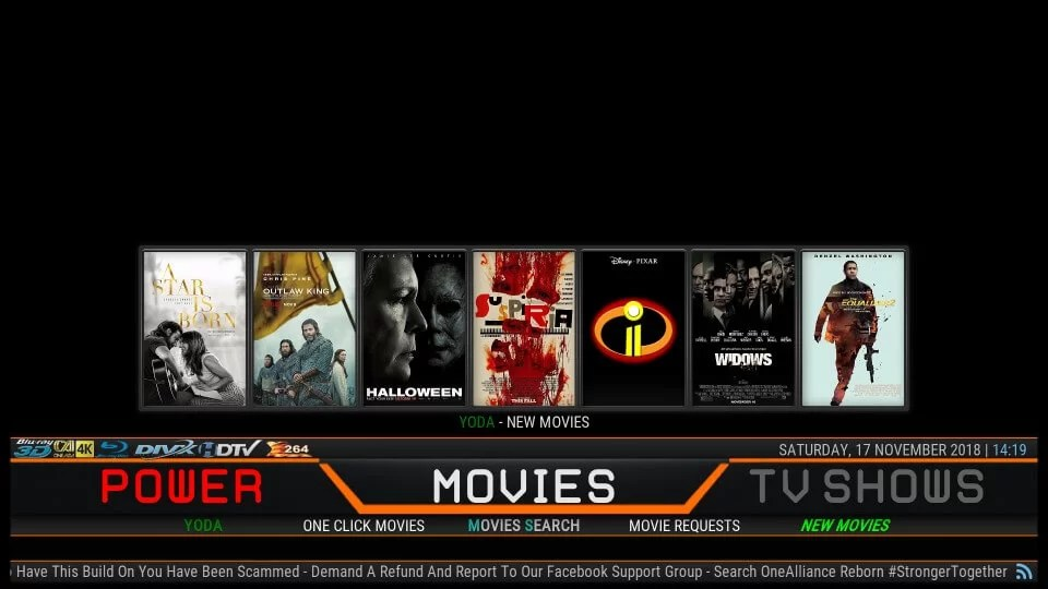 Kodi Jarvis Builds 2019 30 Best Kodi Builds For 2019 Download