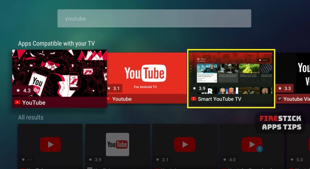 How to Install YouTube on Firestick / Fire TV [2019] - Firesticks