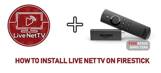 How to Install Live Net TV on Firestick / Fire TV [2019]