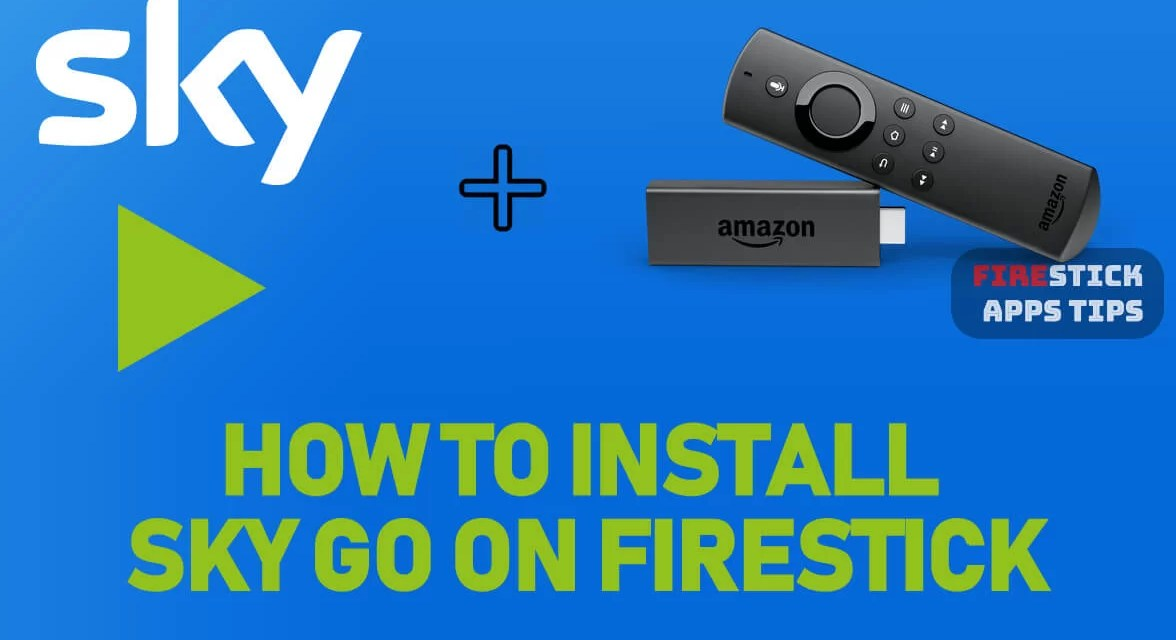 How to Install Sky Go on Firestick / Fire TV [2019] in 5