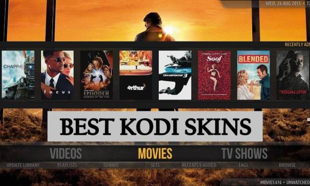 22 Best Kodi Skins in August 2019 | How to Install them