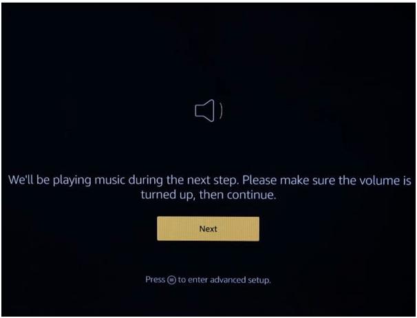 Amazon Firestick Music