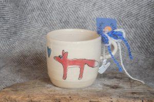 Firestone Studios Fox Mug
