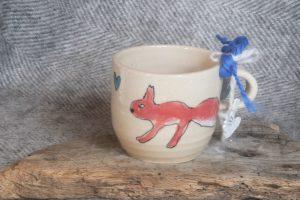Firestone Studios Squirrel Mug