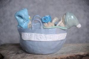 Freda and Frieda's Love Tub