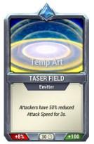 Taser Field