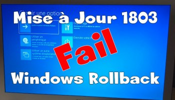 Windows10 Solution Qui Corrige Le Bug De La Mise A Jour 1803