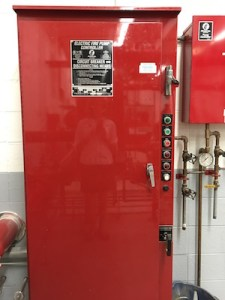 Firetrol Electric Fire Pump Controller