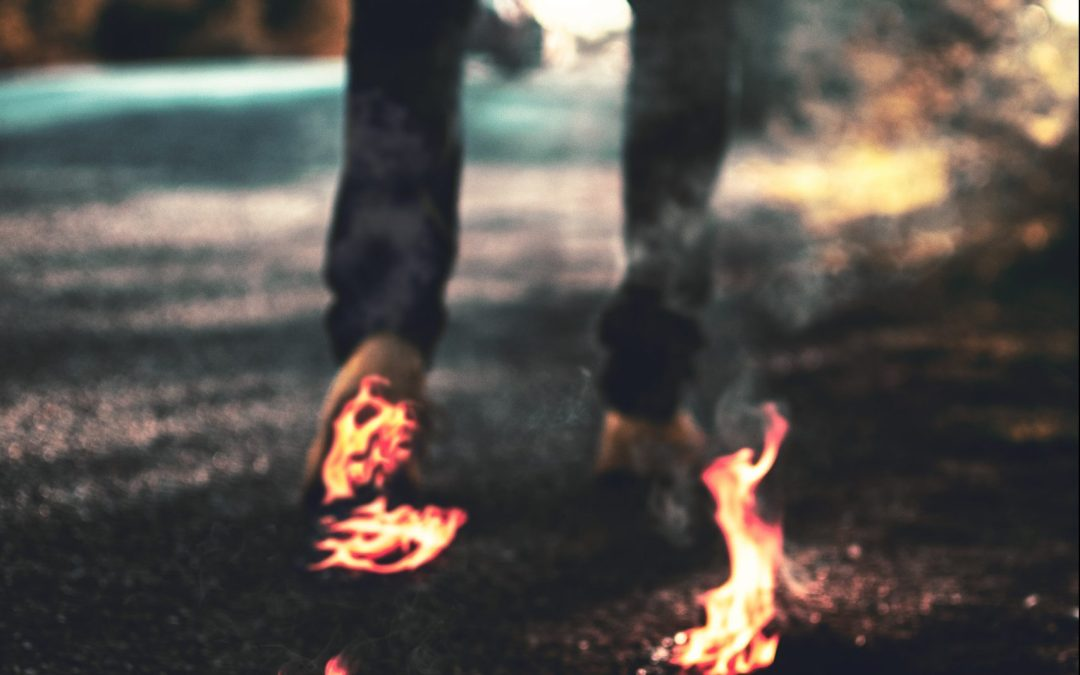 4 Life-Changing Benefits to Firewalking