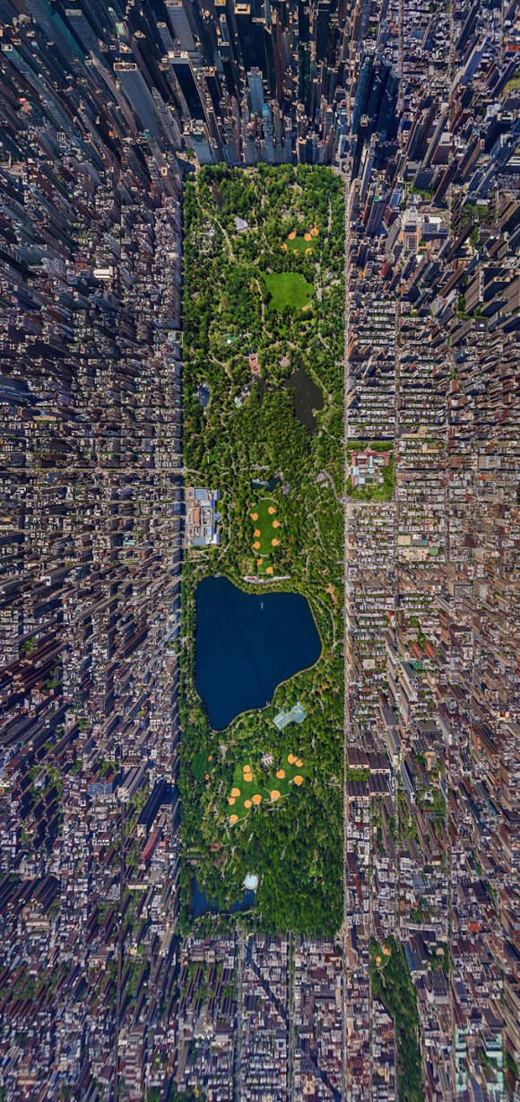 Aerial-view-of-nbsp-NYC-Central-Park
