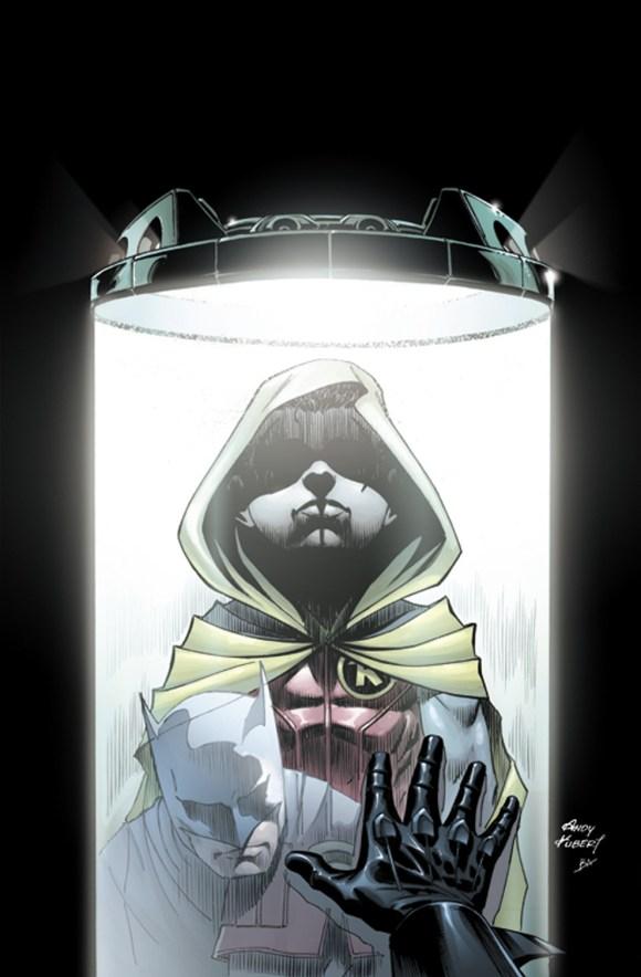 Batman # 18 Variant by Andy Kubert