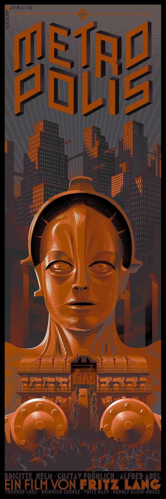 Metropolis--Alternate Edition