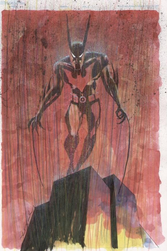 Mike McHaley - Batman Beyond