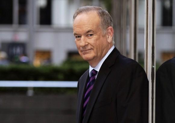 Political Commentator BILL O'REILLY