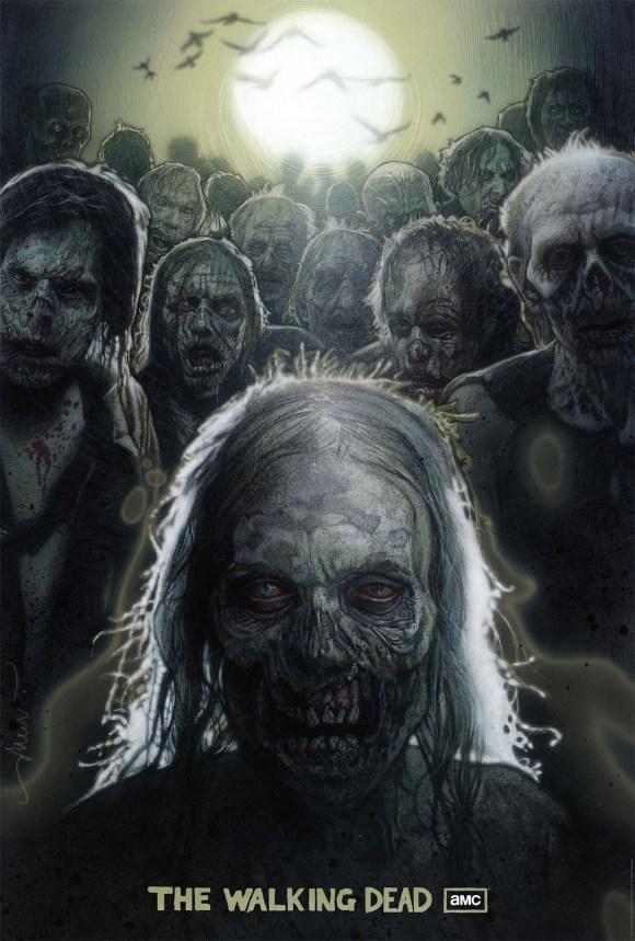 walking_dead_drew_struzan_comic_con_poster