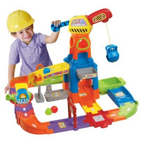 Go! Go! Smart Wheels Construction Playset