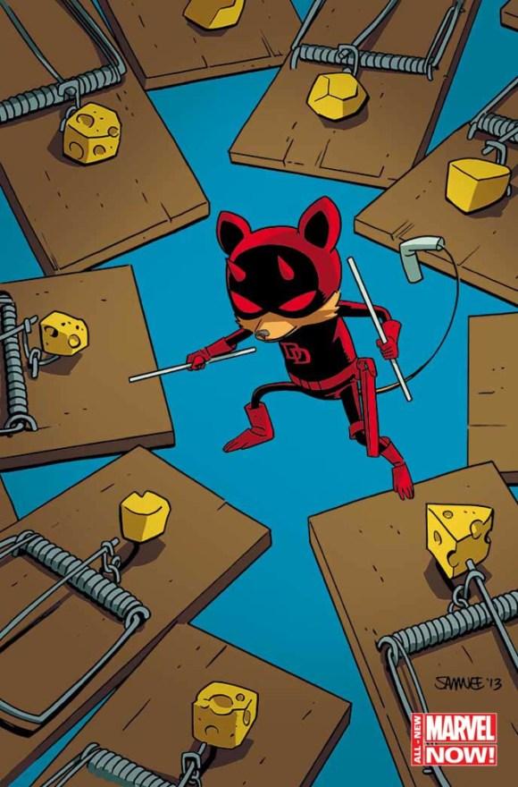 Daredevil-1-Chris-Samnee-Animal-Variant