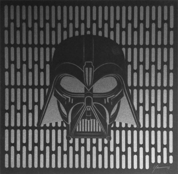 Star_Wars_Lord_Vader_Bruce_Yan_Ltd_Art_Gallery