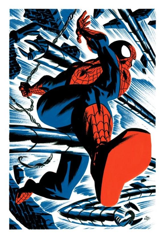 Michael-Cho-Spiderman