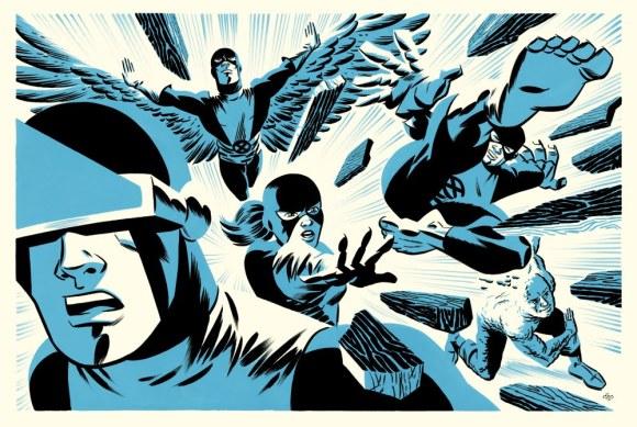 Michael-Cho-X-Men