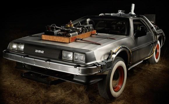 DeLorean-Time-Machine