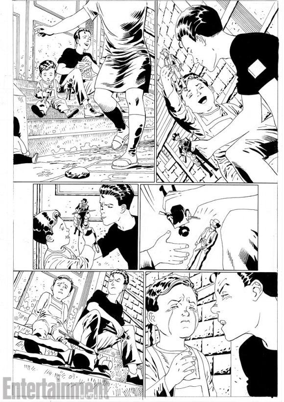 The Dark Tower Comic -- exclusive EW.com image