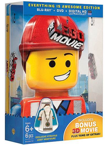 The-LEGO-Movie-Everything-is-Awesome-Edition-Blu-Ray-DVD-Set-with-Exclusive-Vitruvius-Minifigure