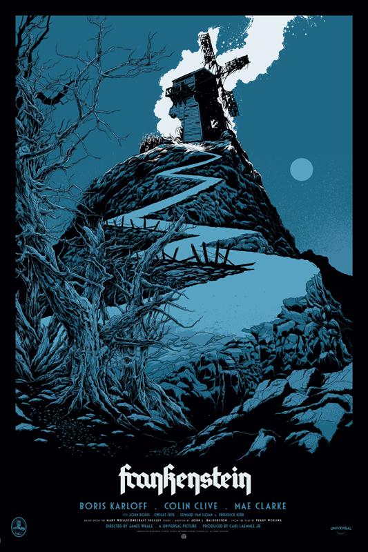 Ken-Taylor-Frankenstein-variant-poster