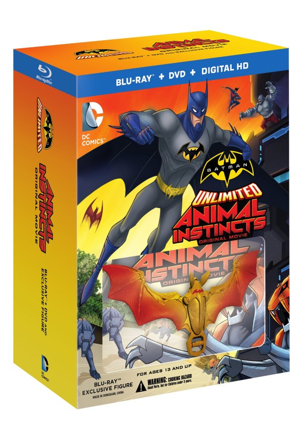 Batman Unlimited-Animal Instincts