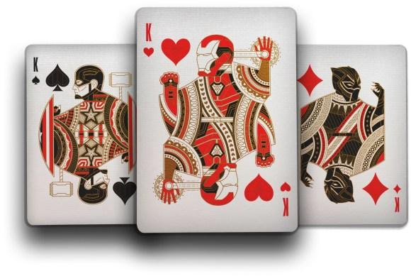 Theory 11 Avengers: Infinity Saga Playing Cards |