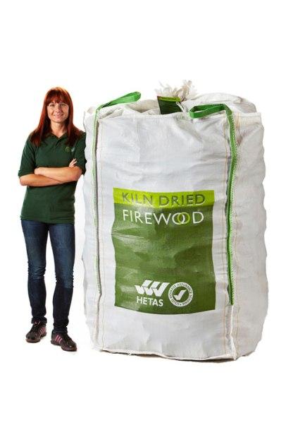 1.6m3-Bulk-Bag-of-Kiln-Dried-Hardwood-Logs for sale