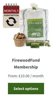 Firewood Fund Subscription Membership